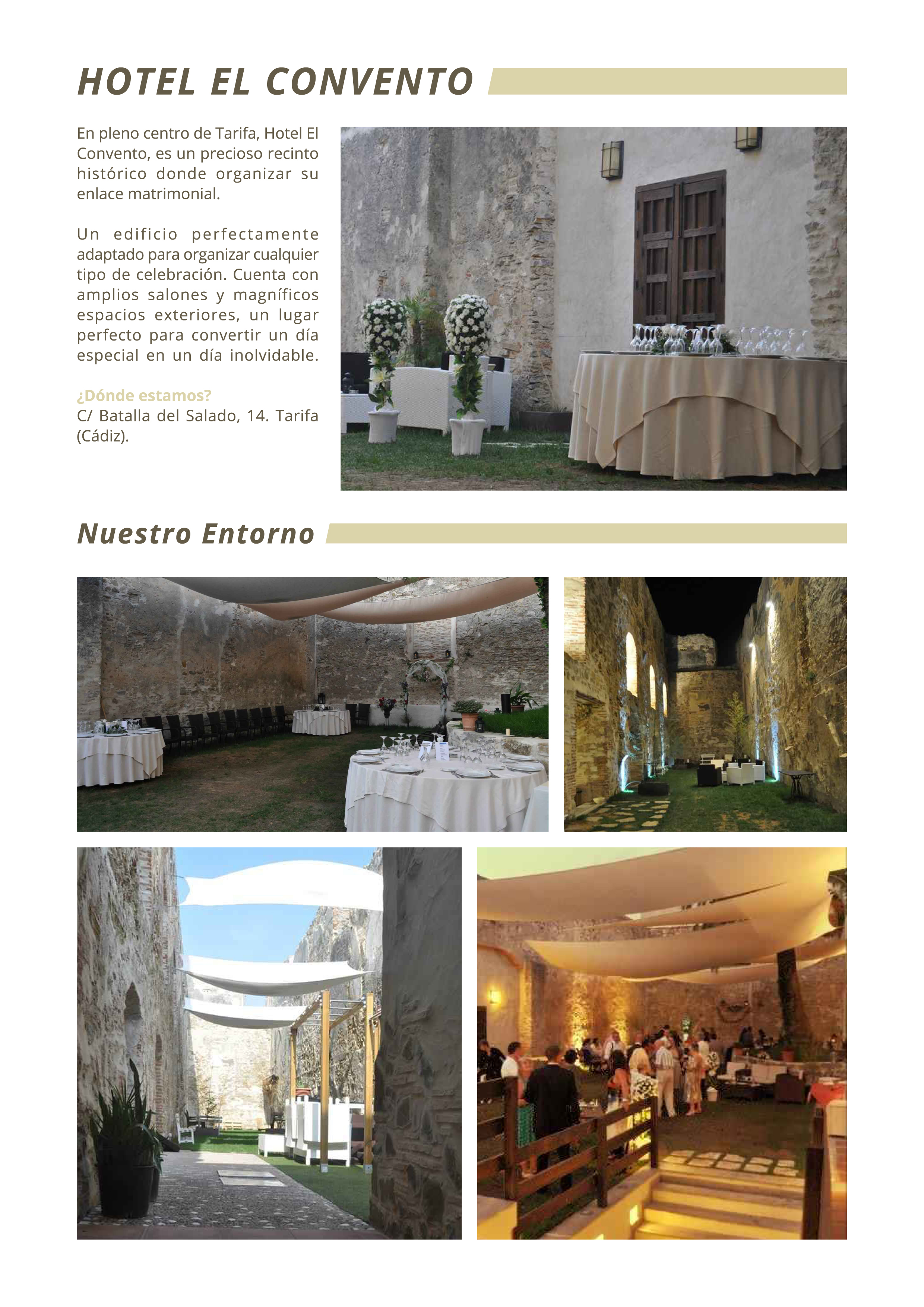HotelElConvento