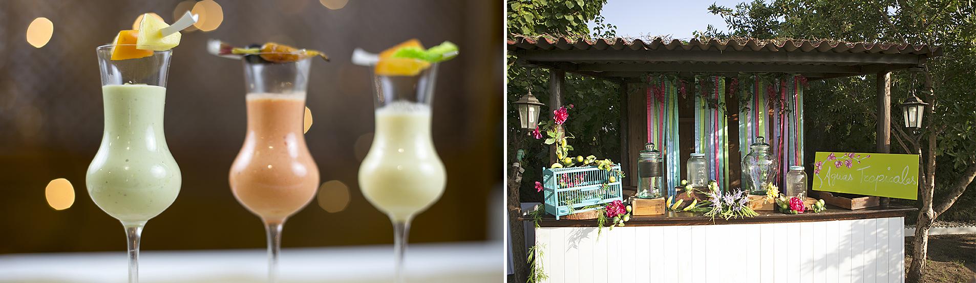 bebidas tropicale sesencia